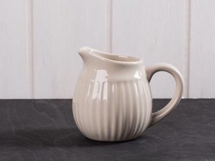IB Laursen MYNTE Sahnekännchen Beige Milchkännchen LATTE Keramik Geschirr