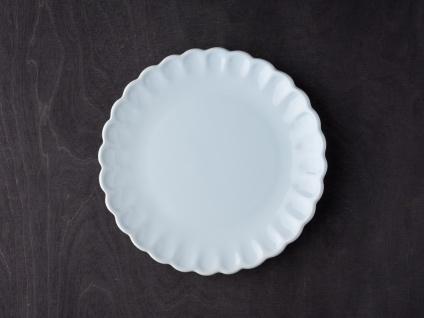IB Laursen MYNTE Kuchenteller Blau Keramik Teller 21 cm STILLWATER Geschirr - Vorschau 1