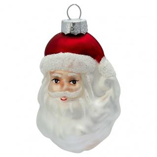 Greengate Tannenbaumhänger SANTA Weihnachtsmann Weihnachtskugel