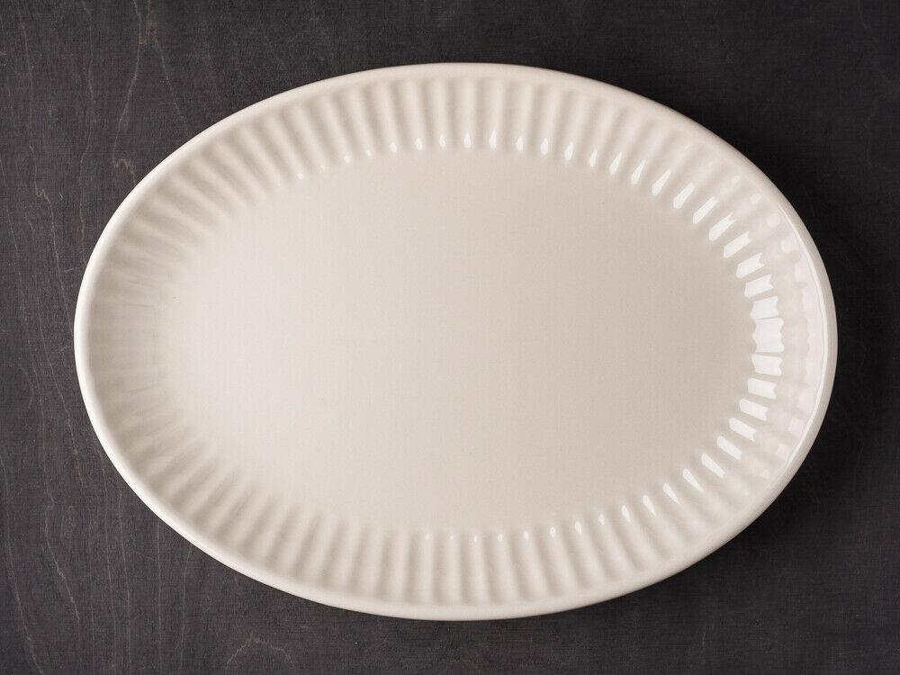 IB Laursen Tortenplatte Mynte beige Latte Keramik Kuchenplatte