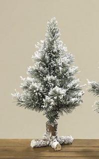 Deko Aufsteller Tannenbaum 35 cm Weihnachtsdeko Weihnachtsbaum Fenster Deko