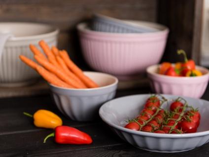 IB Laursen MYNTE Suppenteller Grau FRENCH GREY Keramik Geschirr tiefer Teller - Vorschau 2