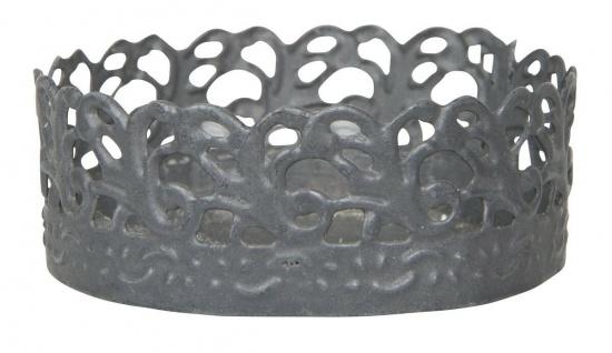 IB Laursen Kerzenhalter 3er Set Teelicht Kerzenständer Teelichthalter Deko Metal