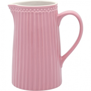 Greengate Krug ALICE Rosa Kanne 1 Liter Everyday Geschirr Karaffe DUSTY ROSE