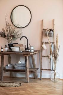 IB Laursen Tisch UNIKA Holz Eckig Unikat 62x100 cm Esstisch Holztisch - Vorschau 2