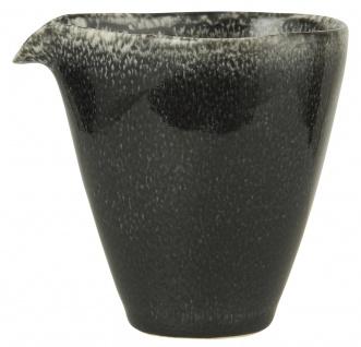 IB Laursen Kanne Mini DUNES Schwarz ANTIQUE BLACK Keramik Geschirr Milchkännchen