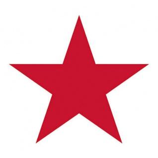 Ambiente Servietten STAR WHITE RED 20 Stück Weiß STERN Rot 3-lagig 33x33 Papier