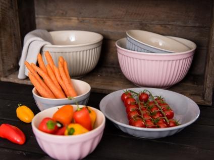 IB Laursen MYNTE Suppenteller Grau FRENCH GREY Keramik Geschirr tiefer Teller - Vorschau 4