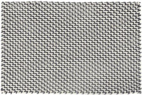 Pad Outdoor Teppich POOL Stone Grau / Weiß 140x200 Badezimmer Design Badematte