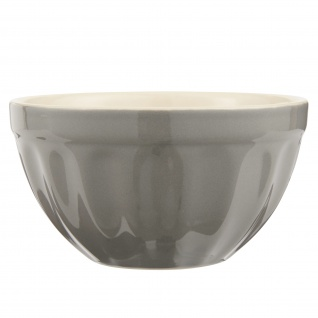 IB Laursen MYNTE Müslischale Grau Keramik Geschirr GRANITE Schale 400 ml