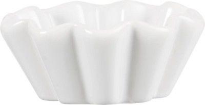 IB Laursen Muffinschale Mynte weiß Pure White Muffin Form Keramik Kuchen