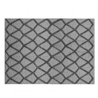 Pad Teppich GLORY Grau 90x160 Läufer Pad Concept Teppich Indoor Matte