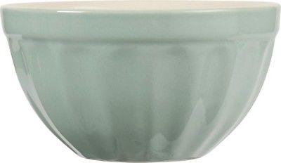 IB Laursen Müslischale Mynte hellgrün Keramik Schüssel Green Tea grün