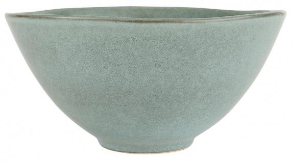 IB Laursen Schale DUNES Blau LIGHT BLUE Keramik Geschirr Schüssel 2000 ml 24 cm