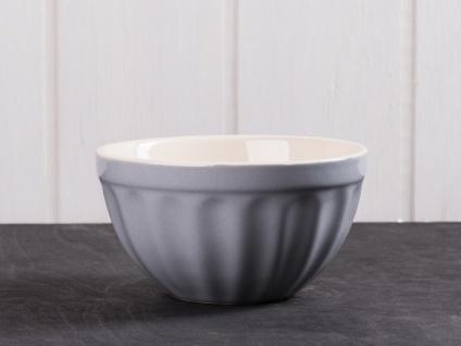 IB Laursen MYNTE Müslischale Grau Keramik Geschirr FRENCH GREY Schale 400 ml