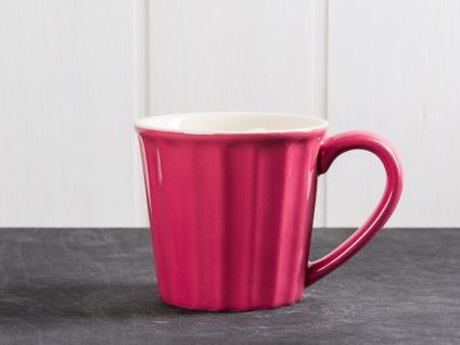IB Laursen MYNTE Becher Brombeere BLACKBERRY PARFAIT Tasse Keramik 250 ml