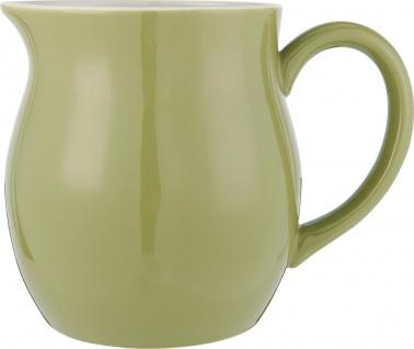 IB Laursen MYNTE Kanne 2.5 Liter GRÜN Keramik Geschirr HERBAL GREEN Krug Karaffe