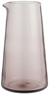 IB Laursen Kanne Glas Malve 1 Liter Krug 10x20 cm Karaffe Glas