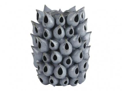 A Simple Mess Vase RYST Keramik Blumenvase Handarbeit Unikat 30 cm