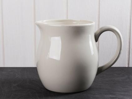IB Laursen MYNTE Kanne 2.5 Liter Beige Keramik Geschirr LATTE Krug Karaffe