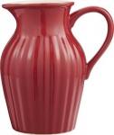 IB Laursen Kanne Mynte rot Keramik Karaffe Strawberry Krug 1.7 Liter