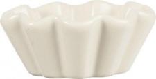 IB Laursen Muffinschale Mynte creme weiß Butter Cream Muffin Form Keramik Kuchen