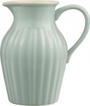 IB Laursen Kanne Mynte hellgrün. Keramik Karaffe Green Tea grün Krug 1.7 Liter