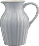 IB Laursen Kanne Mynte grau Keramik Karaffe French Grey Krug 1, 7 Liter