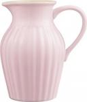 IB Laursen Kanne Mynte pastell rosa Keramik Karaffe Krug English Rose 1, 7 Liter