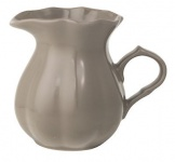 IB Laursen Kanne Mynte 1 Liter hellbraun Keramik Karaffe Milky Brown Krug Geschi