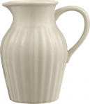 IB Laursen Kanne Mynte beige Keramik Karaffe Latte Krug 1, 7 Liter