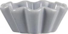 IB Laursen Muffinschale Mynte grau French Grey Muffin Form Keramik Kuchen