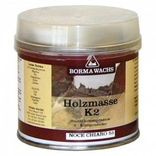 Polyester Spachtel Kirschbaum Holzkitt 2K Spachtel Holzmasse 125 ml Restauration