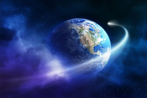 Planet Erde Weltall All Poster P0216