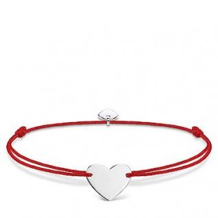 Thomas Sabo LS006-173-10-L20v Armband Little secrets Silber Herz