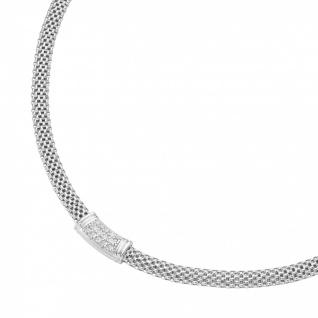 Eigenmarke Juwelier Streit, Zwickau: Collier Silber Mesh 99042593450