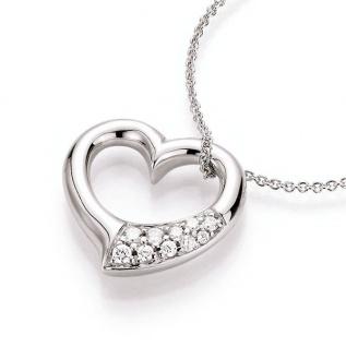 Silber-Kette mit Herz 99002093450