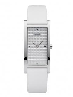 M&M Uhren in Zwickau: Armbanduhr Lederband M11918-642, Square Line banana