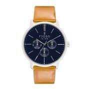Fjord Uhren in Zwickau: Herrenuhr Lederband braun 927003810 Multifunktionsuhr