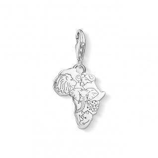 Thomas Sabo Charm Afrika Silber 1417-637-21