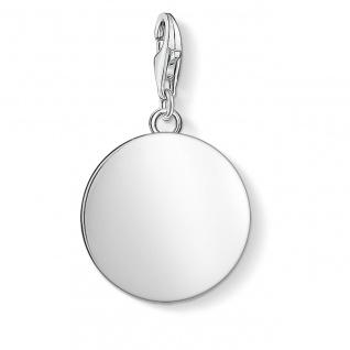"""Thomas Sabo Charm-Anhänger """" Coin"""" 1636-001-21"""