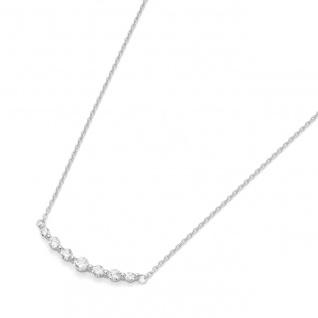 Mittelteil-Collier Silber 99018693450