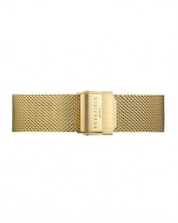 Rosefield Uhren in Zwickau: Mesh - Armband IP Gold MGS-S121