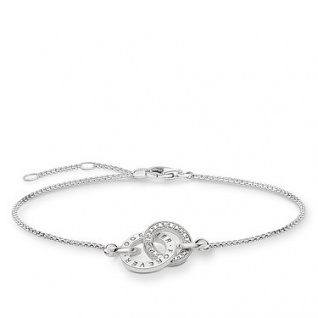 """Thomas Sabo in Zwickau: A1551-051-14-L19, 5v Armband Silber,"""" Forever Together"""","""