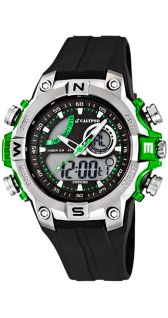 Calypso Uhren in Zwickau: Herrenuhr Analog/Digital K5586/3
