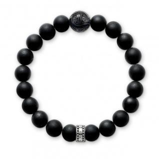 Thomas Sabo Armband Obsidian A1085-023-11-M