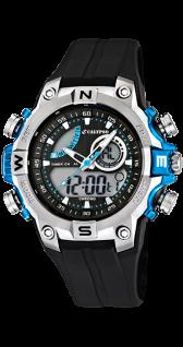 Calypso Uhren in Zwickau: Herrenuhr Analog/Digital K5586/2