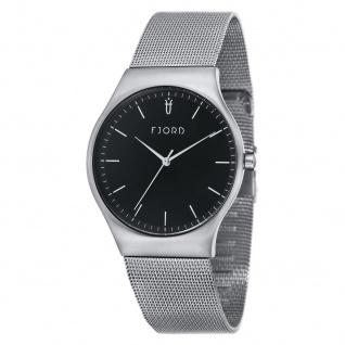 Fjord Uhren in Zwickau: Armbanduhr Edelstahl Milanaiseband 927001810