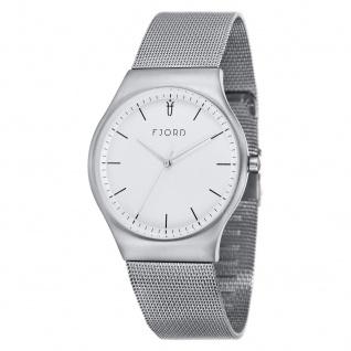 Fjord Uhren in Zwickau: Armbanduhr Edelstahl Milanaiseband 927001910