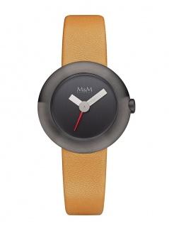 M&M Uhren in Zwickau: Damenuhr Lederband M11948-785, Basic M icon